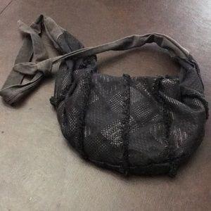 Toms hobo black bag